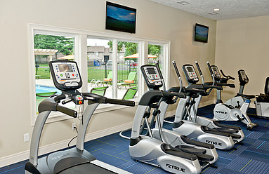 Brand New High-Tech Fitness Center
